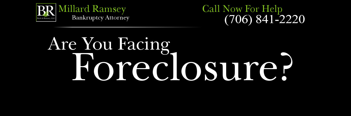Bankruptcy Attorney Millard Ramsey - Call today for a free consultation - (423) 464-4500